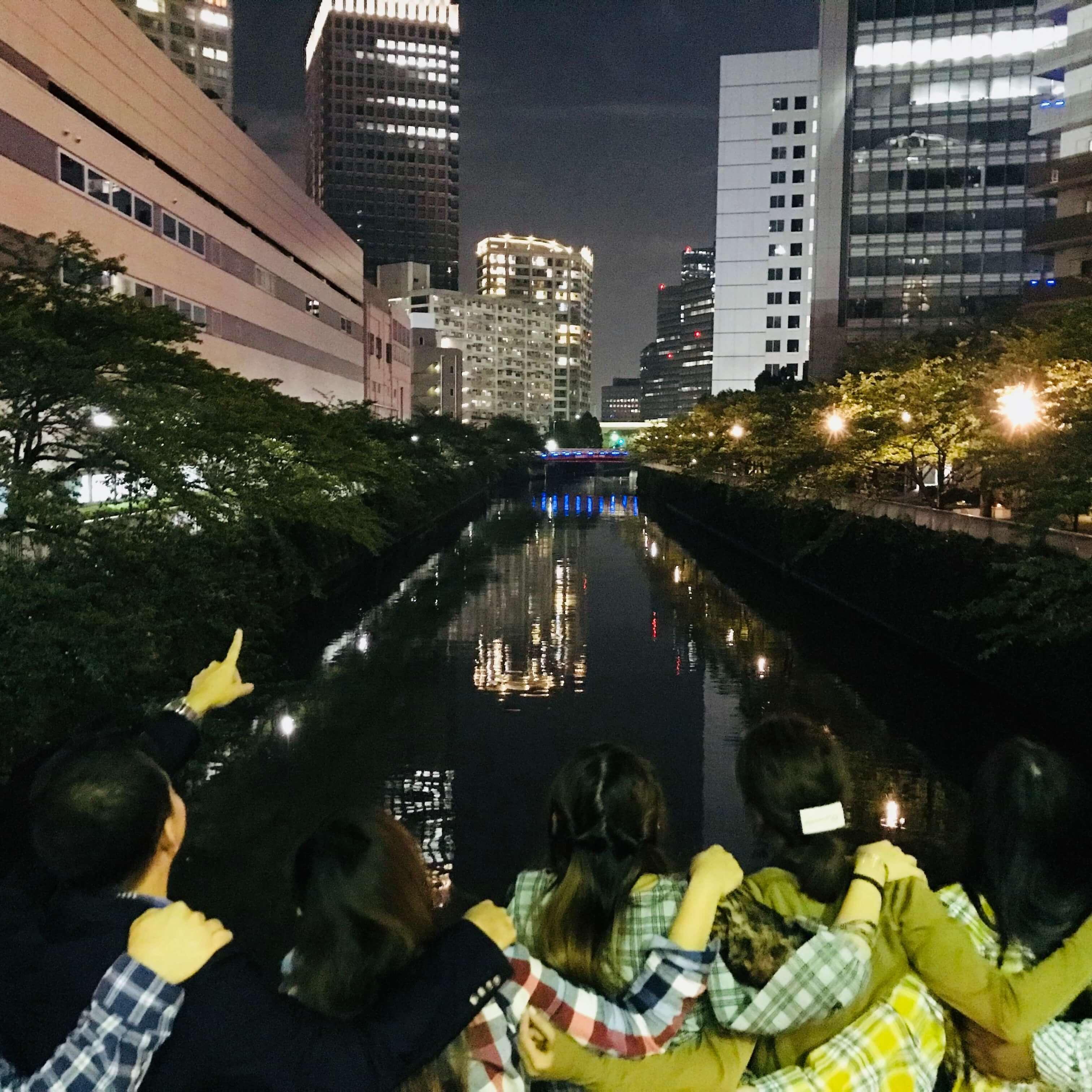 meguro-river-gotanda