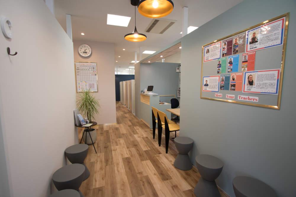 飯田橋の英会話学校英会話レッスン教室画像