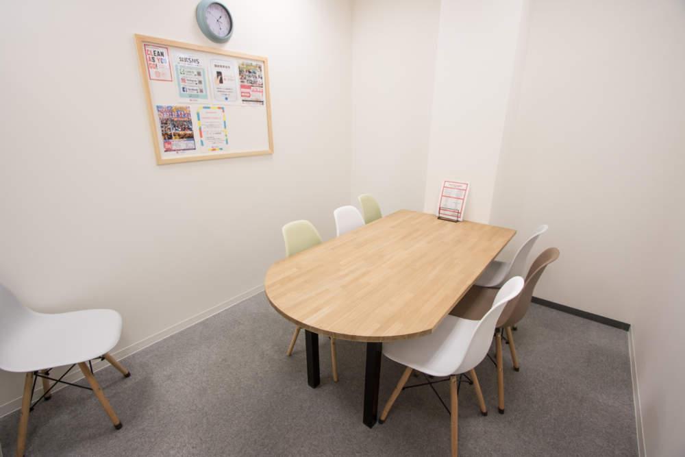 飯田橋の英会話スクール英会話レッスン教室風景