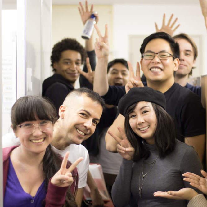 渋谷の英会話スクールワンコイングリッシュ英会話レッスン講師陣