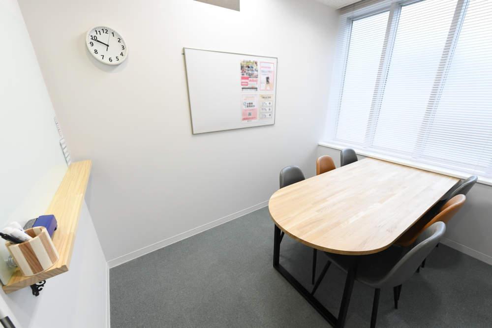 上野の英会話スクール英会話レッスン教室風景