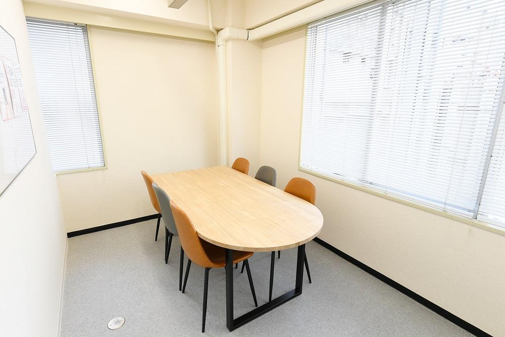 六本木の英会話スクール英会話レッスン教室風景